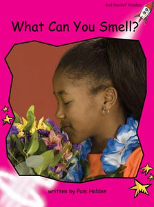 Red Rocket Emergent Non Fiction B (Level 1): What Can You Smell?