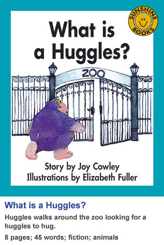 Sunshine Classics Level 2: What is a Huggles?