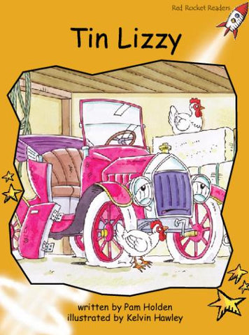 Red Rocket Fluency Level 4 Fiction A (Level 21): Tin Lizzy