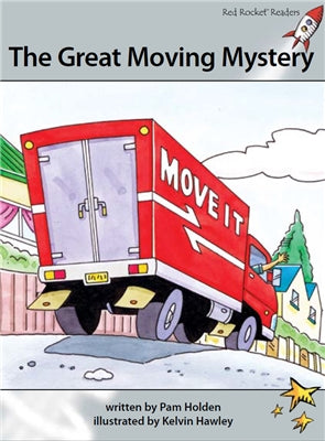 Red Rocket Advanced Fluency Level 1 Fiction A (Level 23): The Great Moving Mystery
