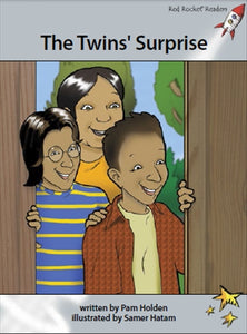Red Rocket Advanced Fluency Level 1 Fiction A (Level 23): The Twins' Surprise