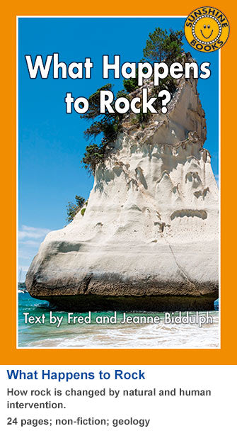 Sunshine Classics Level 24: What Happens to Rock?