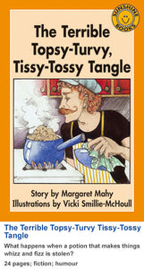 Sunshine Classics Level 25: The Terrible Topsy-Turvy, Tissy-Tossy Tangle