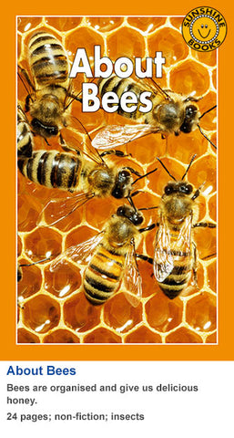 Sunshine Classics Level 26: About Bees