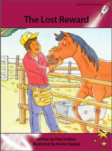 Red Rocket Advanced Fluency Level 3 Fiction A (Level 27): The Lost Reward