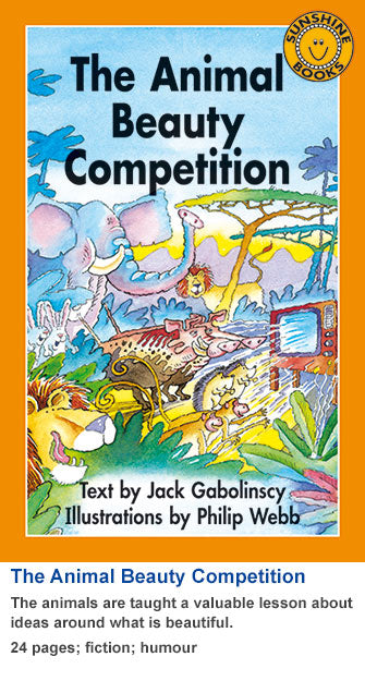 Sunshine Classics Level 28: The Animal Beauty Competition