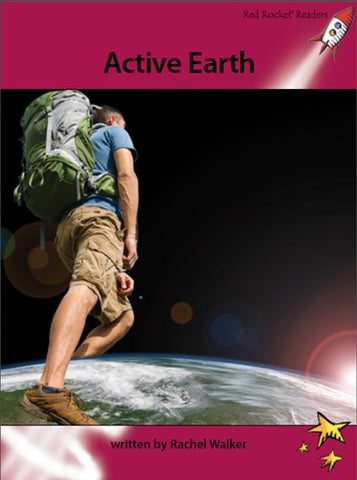Red Rocket Advanced Fluency Level 3 Non Fiction A (Level 28): Active Earth