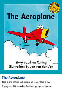 Sunshine Classics Level 3: The Aeroplane