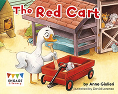 Engage Literacy L4: The Red Cart