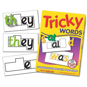 Tricky Words Magnets