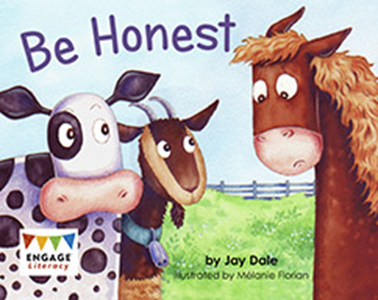 Engage Literacy L5: Be Honest