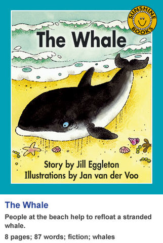 Sunshine Classics Level 6: The Whale