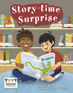 Engage Literacy L6: Story-time Surprise