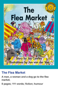 Sunshine Classics Level 7: The Flea Market