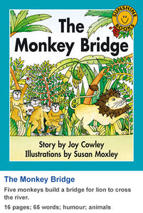Sunshine Classics Level 7: The Monkey Bridge