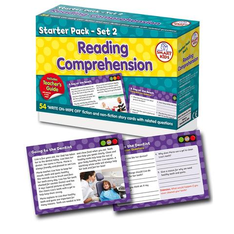 Reading Comprehension Pack 2(L82)