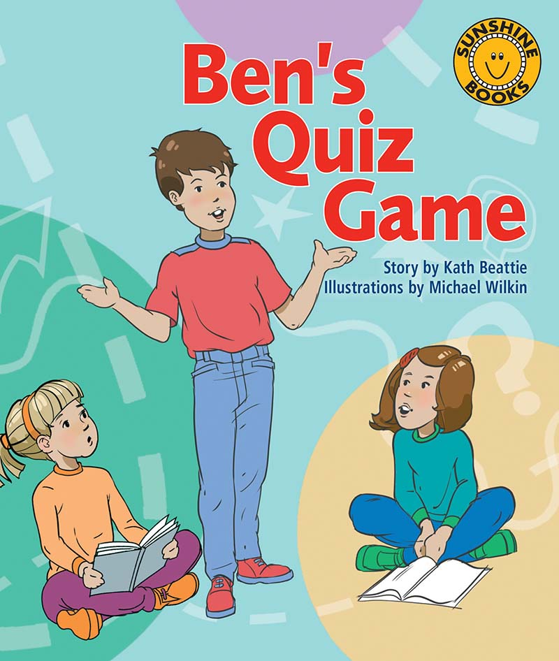 Sunshine Starters Level 9: Ben's Quiz Game