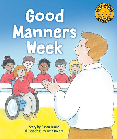 Sunshine Starters Level 9: Good Manners Week