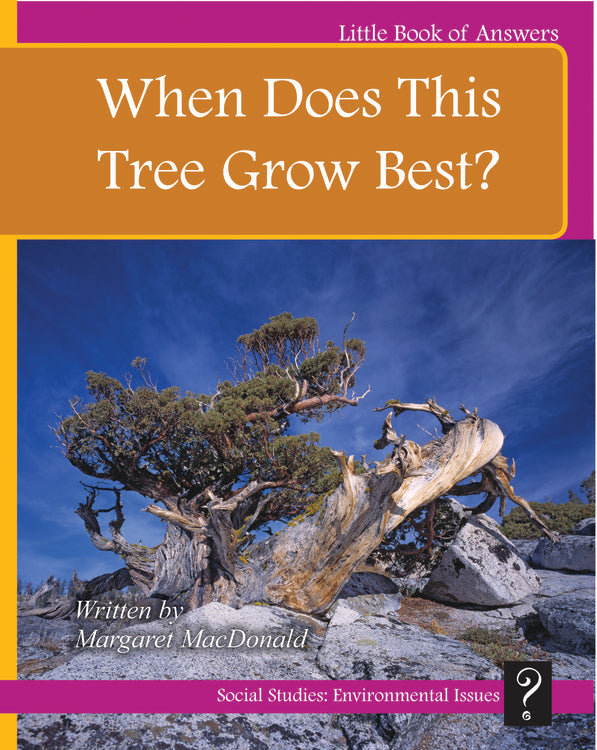LBA Magenta Level 1: When Does This Tree Grow Best?