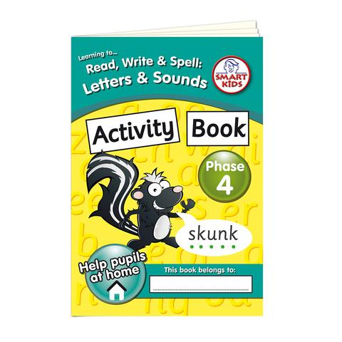 Phase 4 Activity Book