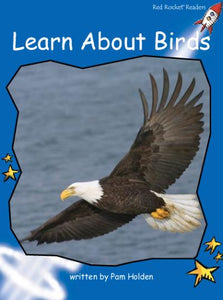 Red Rocket Readers Big Book: Learn About Birds