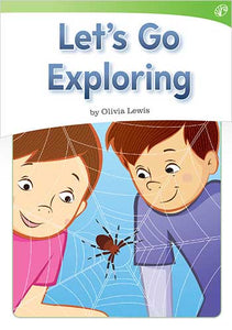 Dragonflies(L9-11): Let's Go Exploring
