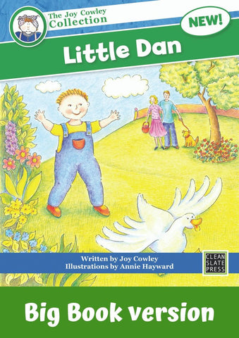 Little Dan (L17)Big Book