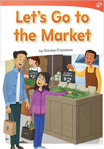Dragonflies(L6-8): Let's Go to the Market