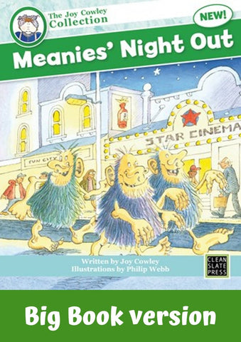 Meanies Night Out (L15-16)Big Book