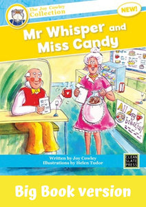 Mr Whisper and Miss Candy (L10)Big Book