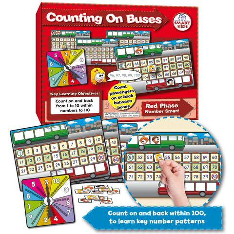 Counting On Buses (NS25)