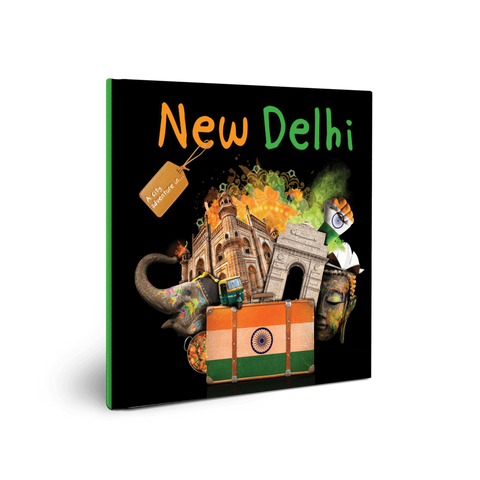 A City Adventure in: New Delhi