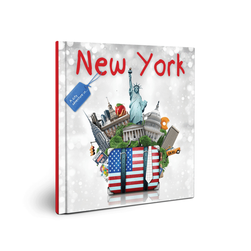 A City Adventure in: New York