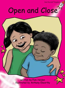Red Rocket Readers Big Book: Open and Close