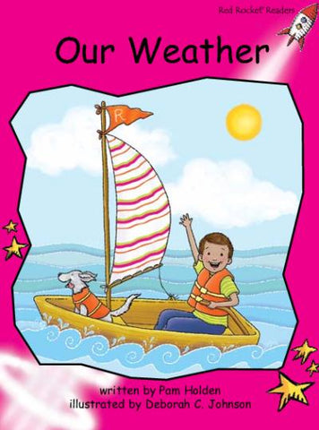 Red Rocket Readers Big Book: Our Weather