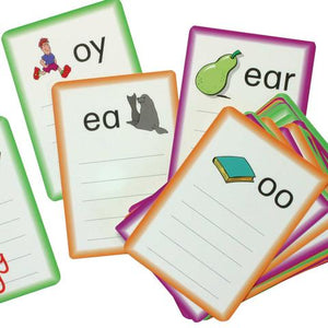 Vowel Phonemes Practice Cards