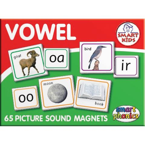 Vowel Phonemes Magnets