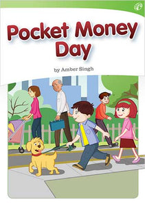 Dragonflies(L9-11): Pocket Money Day