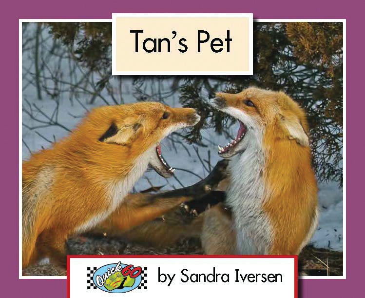 Quick 60 Set 1, Level 3: Tan's Pet