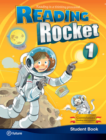 Reading Rocket: Level 1 Student Book