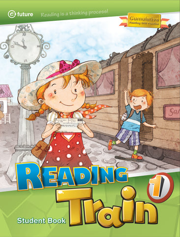 Reading Train: Level 1 Student Book