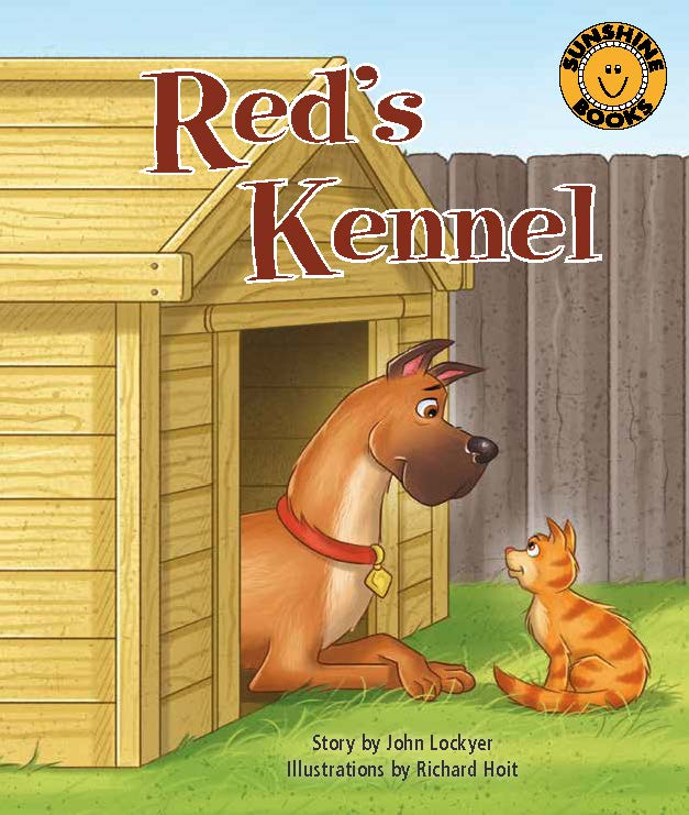 Sunshine Starters Level 12: Red's Kennel