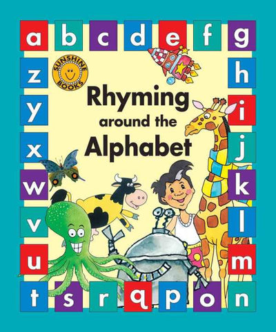 Rhyming Around the Alphabet Big Book(Sunshine Books)