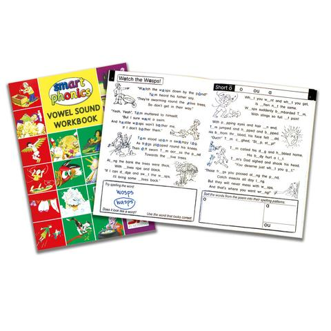 Vowel Sound Workbook