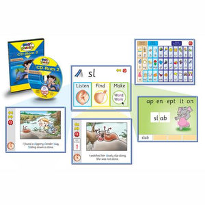 Smart Phonics 2 ( Alphabet CD Single User)