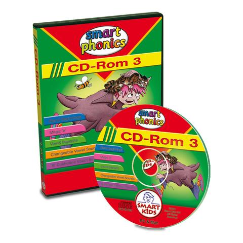 Smart Phonics 3 ( Alphabet CD Single User)