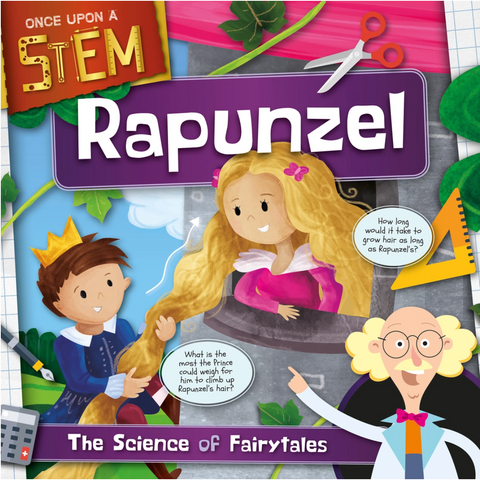 Once Upon a STEM: Rapunzel
