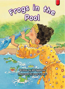 Key Links Red (Book 17, Level 5): Frogs in the Pool