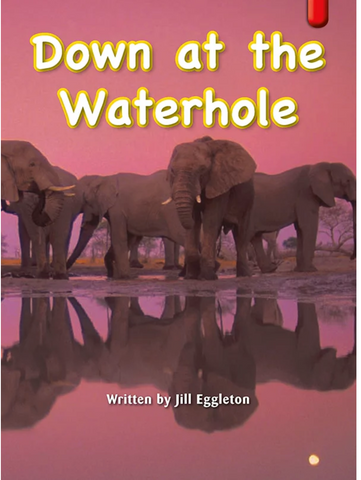 Key Links Red (Book 23, Level 5): Down at Waterhole