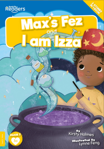 BookLife Readeres - Yellow: Max's Fez And I Am Izza